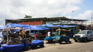 Jamaica Kingston market 2